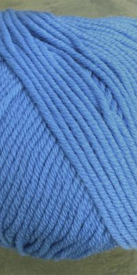 © Die Maschen zum Glück | Ursprung Hellblau | Tasmanische Merinowolle extrafein | Atelier Zitron