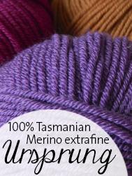 © Die Maschen zum Glück | Ursprung 100% tasmanische Merino extrafein