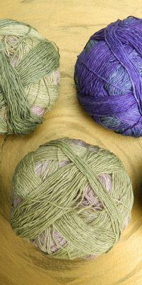 © Die Maschen zum Glück | Zauberball Cotton Plan B von Schoppel Wolle, zertifizierte Bio Baumwolle aus Griechenland