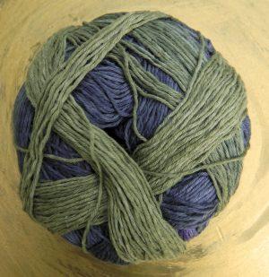 © Die Maschen zum Glück | Zauberball Cotton, Plan B, Bio Baumwolle aus Griechenland