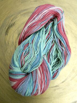 © Die Maschen zum Glück | Unisono Color Peppermint Spring