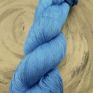 © Die Maschen zum Glück | Traumseide Himmelblau Atelier Zitron