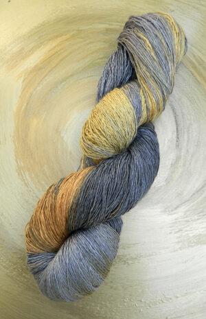 © Die Maschen zum Glück | Traumseide Buchanan handgefärbt Atelier Zitron