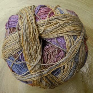 © Die Maschen zum Glück | Zauberball Cotton Geländegewinn von Schoppel Wolle