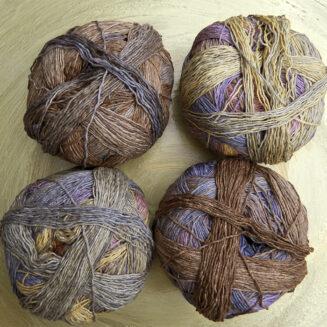 Zauberball Cotton Gelaendegewinn | Schoppel Wolle | © Die Maschen zum Glück