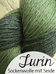 © Die Maschen zum Glück | Turin Sockenwolle von Seehawer Naturfasern mit Seide