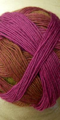 © Die Maschen zum Glkück | Zauberball 100 Kichererbse von Schoppel Wolle