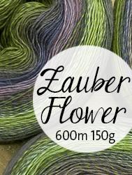 © Die Maschen zum Glück | Bobbel Zauber Flower von Schoppel Wolle