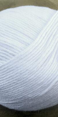 © Die Maschen zum Glück | Echt Weiss Bio Baumwolle ohne Gentechnik von Atelier Zitron