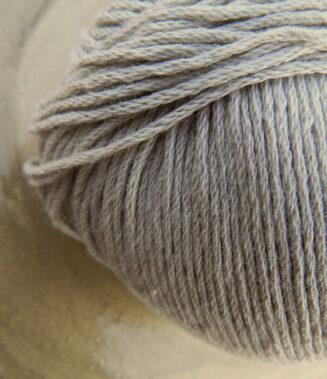Echt Bio Baumwolle ohne Gentechnik Schlamm | Atelier Zitron | © Die Maschen zum Glück