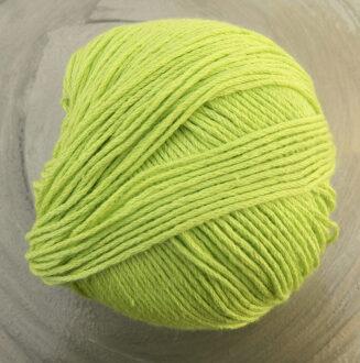 Atelier Zitron | Bio Baumwolle ohne Gentechnik Maigrün | für Allergiker geeignet | © Die Maschen zum Glück