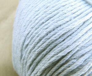 Atelier Zitron | Bio Baumwolle ohne Gentechnik Aqua | für Allergiker geeignet | © Die Maschen zum Glück