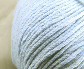 Atelier Zitron   Bio Baumwolle ohne Gentechnik Aqua   für Allergiker geeignet   © Die Maschen zum Glück