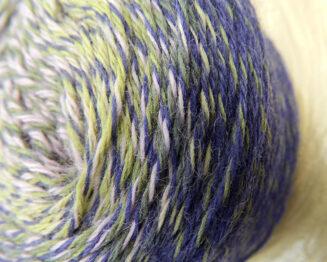 Bobbel Zauberwolle Waldfrau von Schoppel Wolle | 100% Schurwolle Merino | © Die Maschen zum Glück