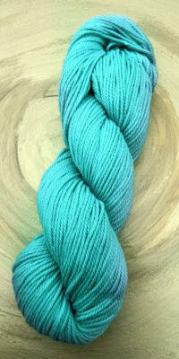 Baumwollgarn Türkisblau - zum Häkeln und Stricken - auch für Anfänger | © Die Maschen zum Glück