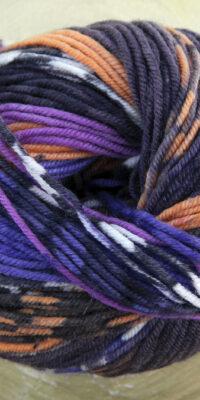 Life Style Kleopatra von Schoppel Wolle. 100 % Merinowolle superwash | © Die Maschen zum Glück