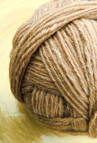 Alb Lino Ocker Schoppel Wolle
