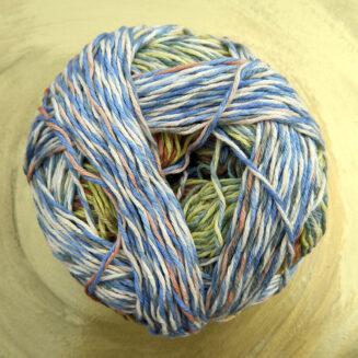 Zauberball Crazy Cotton Urgestein | Schoppel Wolle | © Die Maschen zum Glück