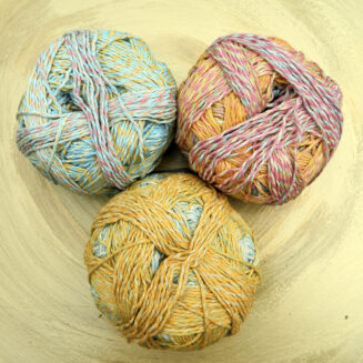 Zauberball Crazy Cotton Sommermaerchen | Schoppel Wolle | © Die Maschen zum Glück
