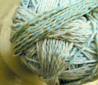 Zauberball Crazy Cotton Wasserzeichen Schoppel | © Die Maschen zum Glück