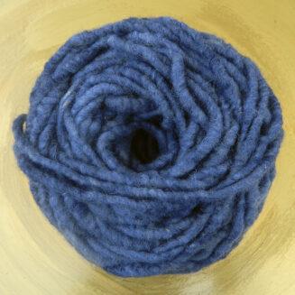 Elbwolle Max 40 Himmelblau Schurwolle mit Baumwollkern Deutschland | © Die Maschen zum Glück