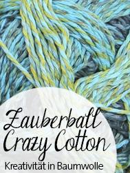 Zauberball Crazy Cotton | Schoppel Wolle | © Die Maschen zum Glück