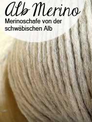 © Die Maschen zum Glück | Alb Merino | merinowolle von der schwäbischen Alb