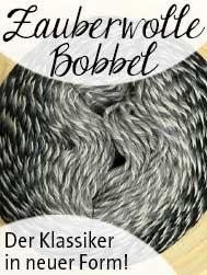 © Die Maschen zum Glück | Zauberwolle Bobbel von Schoppel Wolle | Neu in Bobbel Optik
