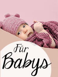 Babywolle für Babys geeignet | © Die Maschen zum Glück