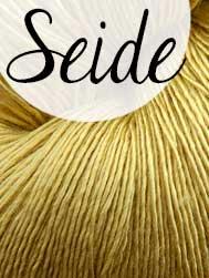 Maulbeerseide für Lace Tücher, Sockenwolle mit Seide | © Die Maschen zum Glück