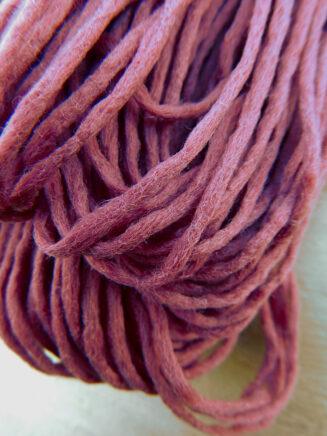 IN Silk Terracotta Schoppel Wolle Seide mit Schurwolle © Die Maschen zum Glück