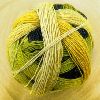 Zauberbaall 100 Vitamin C | Schoppel Wolle | © Die Maschen zum Glück