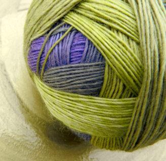 Zauberball 100 Komfortzone Schoppel Wolle © Die Maschen zum Glück