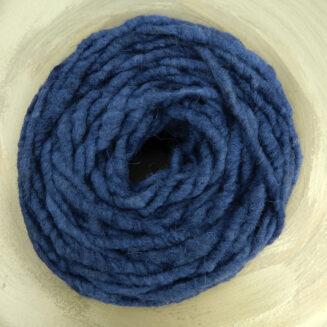 Elbwolle Max 40 Wasserblau Schurwolle mit Baumwollkern Deutschland | © Die Maschen zum Glück