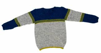 Strickanleitung Pullover Swordly | Schoppel Design | Bio Merinos