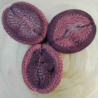 Zauberwolle Bobbel Aldebaran von Schoppel Wolle | 100% Schurwolle merino medium© Die Maschen zum Glück