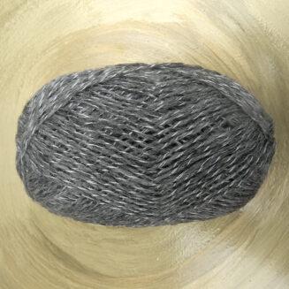 einrum E+2 Gabbro | Island Wolle mit Seide aus Thailand | © Die Maschen zum Glück