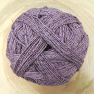 Alb Lino Rosé Mélange von Schoppel Wolle | Lambswool mit Leinen | Ganzjahresgarn, Sockeenwolle © Die Maschen zum Glück