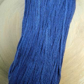 El Linio Tinte Schoppel Wolle | 100% französisches Leinen als feines Baendchengarn | © Die Maschen zum Glück