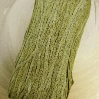 El Linio Schilf Schoppel Wolle | 100% französisches Leinen als feines Baendchengarn | © Die Maschen zum Glück