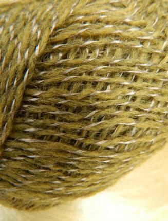 einrum E+2 Opal | Island Wolle mit Seide aus Thailand | © Die Maschen zum Glück