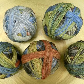 Zauberball Cotton Downtown | Schoppel Wolle | Bio-Baumwolle | © Die Maschen zum Glück
