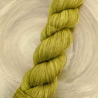 6 Karat Rechtes Licht | Schoppel Wolle | Schurwolle Merino extrafein mit Seide | © Die Maschen zum Glück