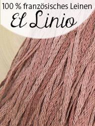 El Linio von Schoppel Wolle | 100% französisches Leinen als feines Baendchengarn | © Die Maschen zum Glück