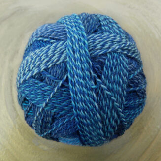 Zauberball Edition 6 Blauschleier | Schoppel Wolle | © Die Maschen zum Glück
