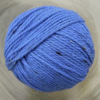 Original Tasmanian Tweed Himmelblau in Merino extrafine | Neuentwicklung von Atelier Zitron | © Die Maschen zum Glück