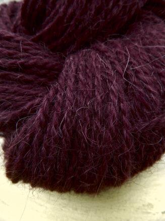 Ziegenhaargarn Seehawer Naturfasern | für Teppiche, Makrame, Wohnaccessoires | © Die Maschen zum Glück