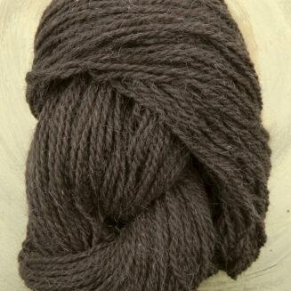 Ziegenhaargarn Mocca Braun | Seehawer Naturfasern | für Teppiche, Makrame, Wohnaccessoires | © Die Maschen zum Glück