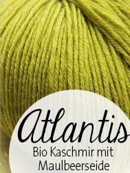 Atlantis Bio Kaschmir Maulbeerseide | © Die Maschen zum Glück