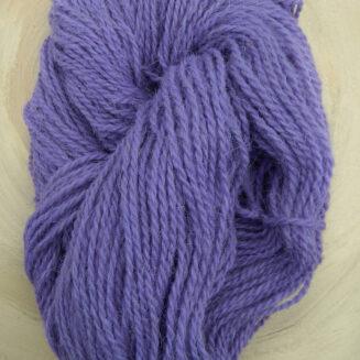 Ziegenhaargarn Lavendel | Seehawer Naturfasern | für Teppiche, Makrame, Wohnaccessoires | © Die Maschen zum Glück